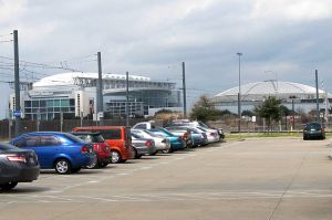 Fannin South Park and Ride - Reliant Stadium